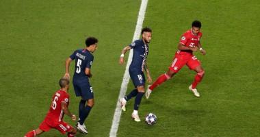 ПСЖ - Бавария 0:1 видео гола и обзор финала Лиги чемпионов