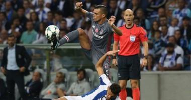 Порту – Бешикташ 1:3 видео голов и обзор матча Лиги чемпионов