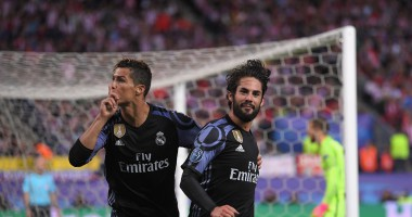 Радость Иско и падение Гризманна: красочные фото с матча Реал - Атлетико