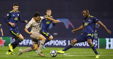 Динамо З - Шахтер 3:3 видео голов и обзор матча Лиги чемпионов