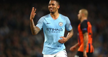 Манчестер Сити - Шахтер 6:0 видео голов и обзор матча