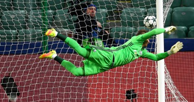 Легия - Реал 3:3 Видео голов и обзор матча Лиги чемпионов