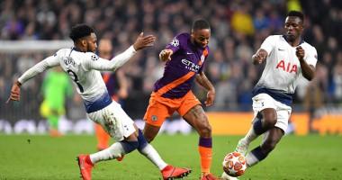 Тоттенхэм - Манчестер Сити 1:0 видео гола и обзор матча Лиги чемпионов