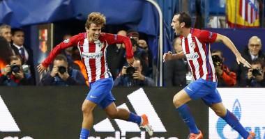 Атлетико Мадрид - Ростов 2:1 Видео голов и обзор матча Лиги чемпионов