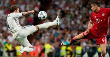 Реал - Бавария 4:2 Видео голов и обзор матча Лиги чемпионов