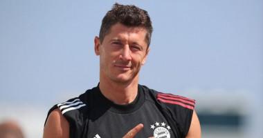 Левандовски - лучший игрок недели в Лиге чемпионов