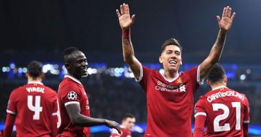 Манчестер Сити – Ливерпуль 1:2 видео голов и обзор матча Лиги чемпионов