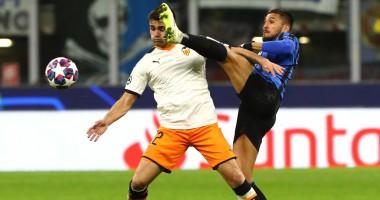 Аталанта - Валенсия 4:1 видео голов и обзор матча Лиги чемпионов