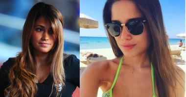 Барселона - Ювентус: Чьи девушки и жены красивее?