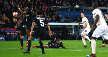 УЕФА объяснил назначенный пенальти в компенсированное время матча ПСЖ - МЮ