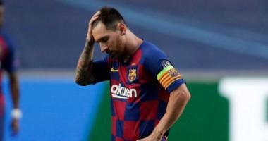 Надеюсь, это были похороны Барселоны: реакция Сети на унижение каталонцев от Баварии