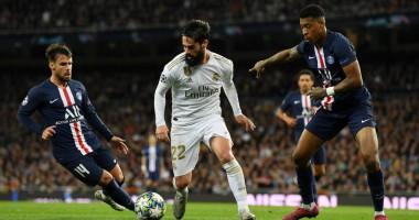 Реал - ПСЖ 2:2 видео голов и обзор матча Лиги чемпионов