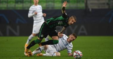 Цыганков отметился невероятным достижением, забив в ворота Ференцвароша