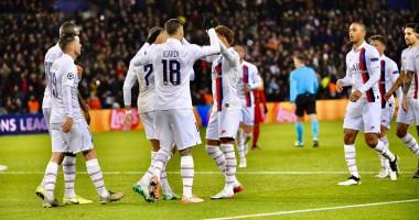 ПСЖ - Галатасарай 5:0 видео голов и обзор матча Лиги чемпионов
