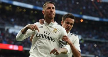Виктория - Реал Мадрид 0:5 видео голов и обзор матча ЛЧ