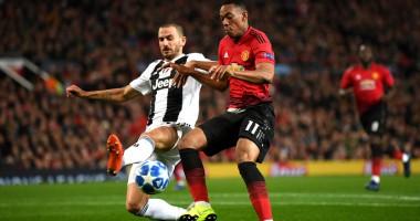 Манчестер Юнайтед – Ювентус 0:1 видео гола и обзор матча Лиги чемпионов