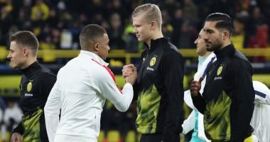 Официально: Матч ПСЖ - Боруссия в Лиге чемпионов пройдет без зрителей