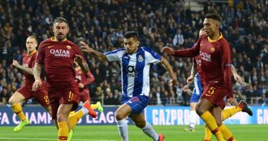 Порту - Рома 3:1 видео голов и обзор матча Лиги чемпионов