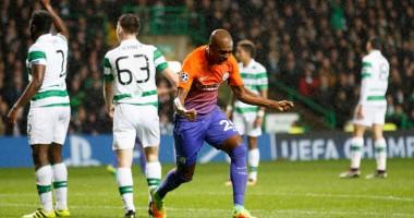 Селтик - Манчестер Сити 3:3 Видео голов и обзор матча Лиги чемпионов