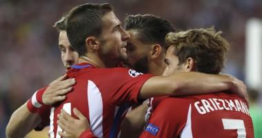 Атлетико Мадрид - Бавария 1:0 Видео гола и обзор матча Лиги чемпионов
