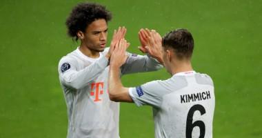 Зальцбург - Бавария 2:6 видео голов и обзор матча Лиги чемпионов