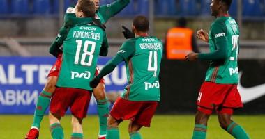 Локомотив приехал на матч Лиги Чемпионов на электричке