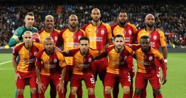 Галатасарай - Брюгге 1:1 видео голов и обзор матча Лиги чемпионов