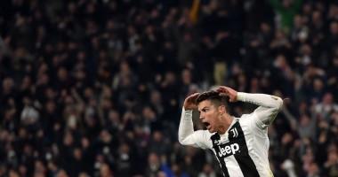Роналду забил 25 голов в 33 поединках против Атлетико