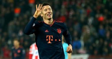 Црвена Звезда - Бавария 0:6 видео голов и обзор матча Лиги чемпионов
