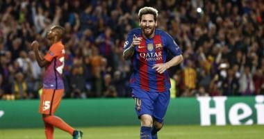 Барселона - Манчестер Сити 4:0 Видео голов и обзор матча Лиги чемпионов