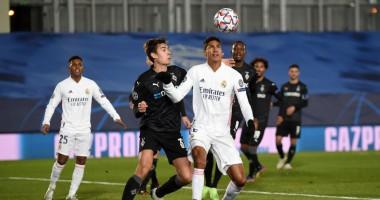 Реал - Боруссия М 2:0 видео голов и обзор матча Лиги чемпионов