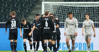 Боруссия М - Шахтер 4:0 видео голов и обзор матча Лиги чемпионов