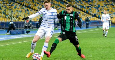 Динамо - Ференцварош 1:0 видео гола и обзор матча Лиги чемпионов