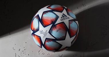 УЕФА представил официальный мяч Лиги чемпионов на сезон-2020/21