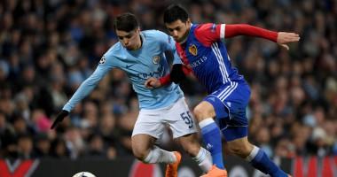Манчестер Сити – Базель 1:2 видео голов и обзор матча