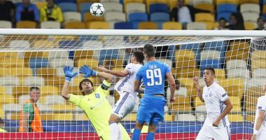 Динамо - Наполи 1:2 Видео голов и обзор матча Лиги чемпионов