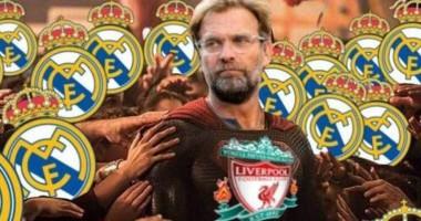 Великолепная четверка Ливерпуля: лучшие мемы на полуфинальный матч Лиги чемпионов