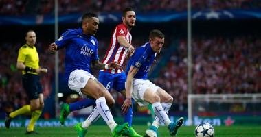 Атлетико Мадрид - Лестер 1:0 Видео гола и обзор матча Лиги чемпионов