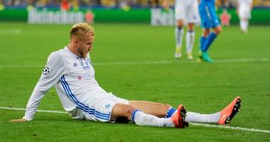 Неудачный старт: Как Динамо боролось с Наполи в Лиге чемпионов