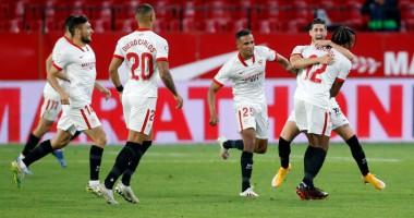 Краснодар - Севилья 1:2 Видео голов и обзор матча Лиги чемпионов