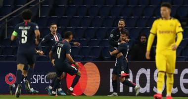 ПСЖ - Боруссия Д 2:0 видео голов и обзор матча Лиги чемпионов