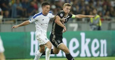 Динамо – Аякс 0:0 видео обзор матча Лиги чемпионов