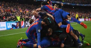 Эмоции футболистов и ликование трибун: Как Барселона радовалась победе