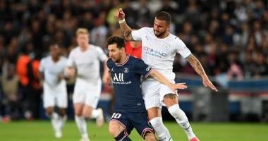 ПСЖ - Манчестер Сити 2:0 видео голов и обзор матча Лиги чемпионов