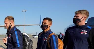 АЗ объявил окончательную заявку на матч против Динамо