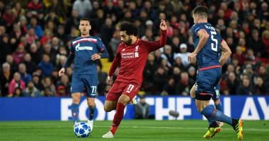 Ливерпуль – Црвена Звезда 4:0 видео голов и обзор матча Лиги чемпионов