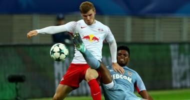 РБ Лейпциг – Монако 1:1 видео голов и обзор матча Лиги чемпионов
