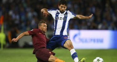 Рома - Порту 0:3 Видео голов и обзор матча Лиги чемпионов