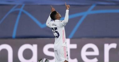 Реал - Интер 3:2 видео голов и обзор матча Лиги чемпионов