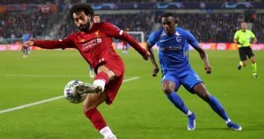 Генк - Ливерпуль 1:4 видео голов и обзор матча Лиги чемпионов
